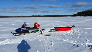 Polaris indy 340 LTE great sled OBO need gone
