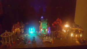 Lomax Spooky Town. 2015.