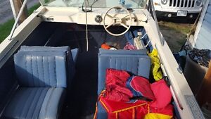 New Price - Boat, Motor, and Tilt-Trailer - Wife Says Must Go! Cambridge Kitchener Area image 4