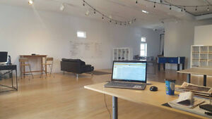Shared Workspace in heart of Walkerville