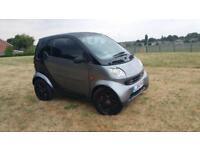 Smart car 0.7L petrol 2004 automatic only 52k mileage excellent drive