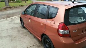 2007 Honda Fit Wagon London Ontario image 2