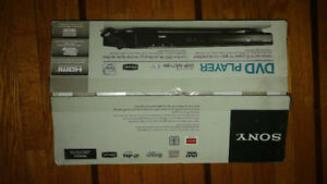 Sony DVD player (( condition A 1 ))
