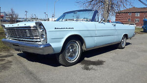 Galaxie 500 1965 convertible