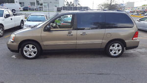 2005 Ford Freestar Sport Minivan, Van 2711.00 safety and hst inc