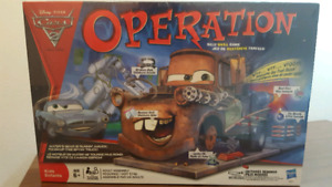 Disney CARS Operation Game Mater Truck* factory sealed*