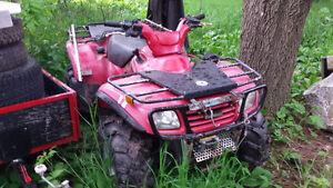 kawasaki kvf 650 2002 prairie