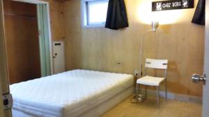Furnished Room in basement at Ellerslie Road (Near millwoods)