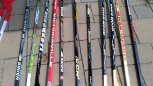 Hockey Sticks FOR MISSIONS