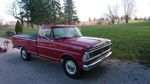 1970 Ford F250 - low mileage