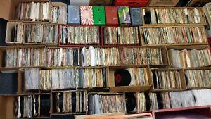 45's for your jukebox, Beatles, Zep, Stones, Sabbath, Cash, +++