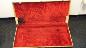guitar case for1956 triple neck Fender Stringmaster
