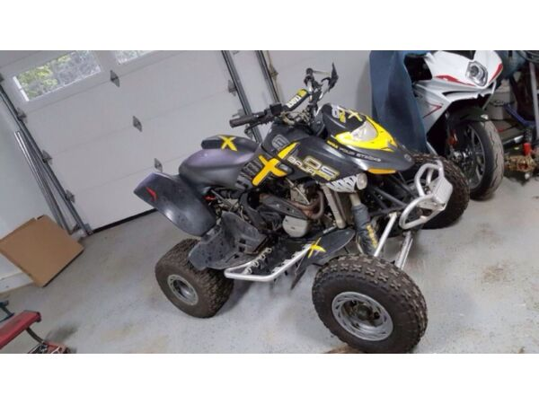 Used 2004 Bombardier ds650 baja X