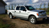 2012 Ford F-150 SuperCrew XLT  0nly 79500 kms $24000 obo