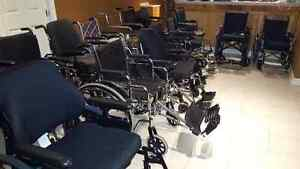 Foldable Wheelchairs for sale