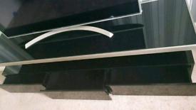 TV STAND Italian Floating shelf TV unit .