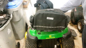 skidoo bag for 2 up seat