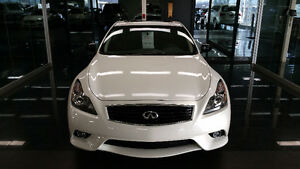 2015 Infiniti Q60S AWD Limited Edition Coupe.