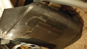 Honda civic 96/02 carbon fiber hood
