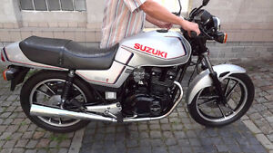 TO BUY A GOOD USABLE GAS TANK for my 83 SUZUKI GS400E