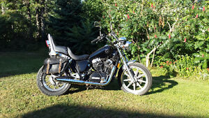 1984 750 Honda Shadow mild Custom & for Parts a 1983 500 Honda