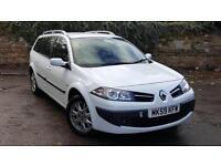Renault Megane 1.5dCi ( 86bhp ) Expression