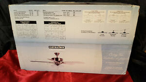 "52"" Catalina Ceiling Fan with Light Kit"