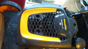 Brand new Poulin Pro 120cc lawnmower: $100