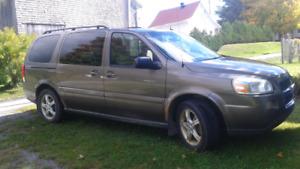 Uplander 2005 à vendre