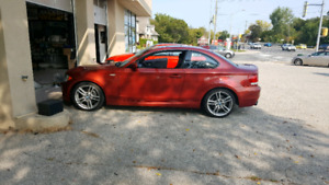 2009 BMW 135i 6spd M Package N54 Twin Turbo