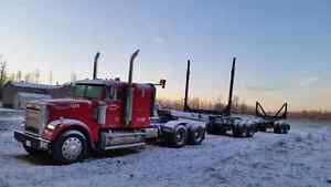 Jeep and poll log  trailers for sale Strathcona County Edmonton Area image 2