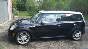2012 MINI Clubman S Coupe (2 door)