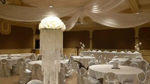 Wedding Decor and more ,chair cover starting at $1 each !!! , Windsor Region Ontario image 1