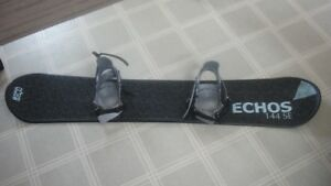 Echos 144 Board & Bindings