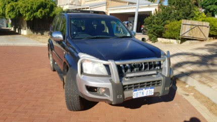 2004 Prado GXL Automatic Diesel 4WD 7 Seater Hilton Fremantle Area Preview