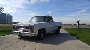 1977 Chevy C10 Street Rod