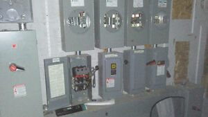 Electrical contractor for hire Edmonton Edmonton Area image 10