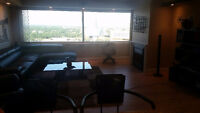 AUG15th or SEPT 1st Downtown Top Floor, Great View and amenities