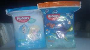 REDUCED --$10 EACH-Two unopened bags of wipes
