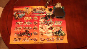 Skylanders - Super Chargers Collection