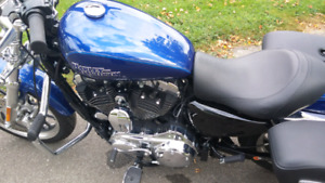 Harley davidson super low t 1200. 2015