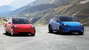 tesla superchargeur 7500km & roadster