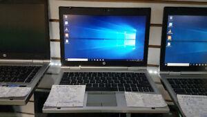 Laptop HP Elitebook 2560P i5-2540m 4 GB 320 GB garantie 6 mois