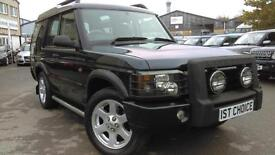 2003 LAND ROVER DISCOVERY TD5 ES VERY GOOD LOOKING WELL SPECIFIED AND LOOKED