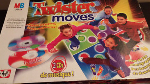 "***Jeu ""Twister moves"""