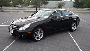 2009 Mercedes-Benz CLS 550 AMG PACKAGE