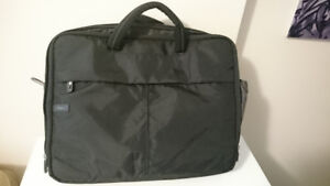 Dell Deluxe Nylon Laptop Notebook Tablet Carrying Case Shoulder