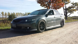 Mazda 6 Part-out! Tons of aftermarket parts