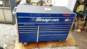 Snap-On 11 Drawer Master Series Toolboxt