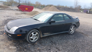 1997 Honda Prelude with JDM swap